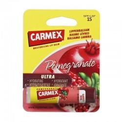 Granatų skonio pieštukinis lūpų balzamas Carmex Premium Pomegranate Stick 4,25g