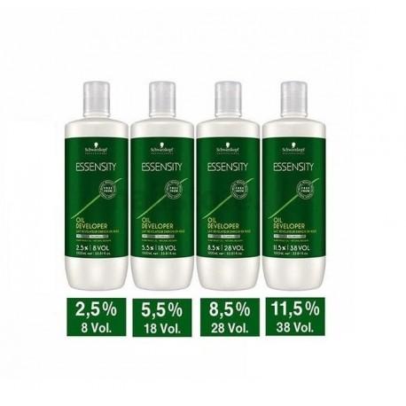 Plaukų dažų aktyvatorius Schwarzkopf Professional Essensity Activating Lotion 1000ml