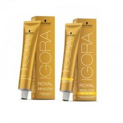 Plaukų dažai Schwarzkopf Professional IGORA Royal Absolutes/ Absolutes Age Blend 60ml
