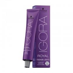 Plaukų dažai dažymui sruogomis Schwarzkopf Professional IGORA Royal Fashion Lights 60ml