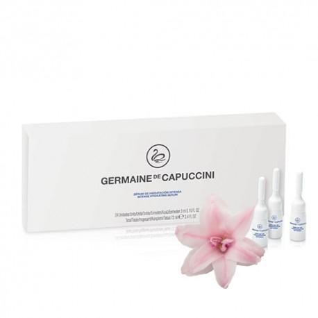Intensyviai drėkinantis serumas Germaine de Capuccini Intense Hydrating Serum 3ml