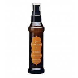 Plaukų aliejus MARRAKESH Oil Argan & Hemp Oil Therapy Hair Styling Elixir DREAMSICLE 60ml