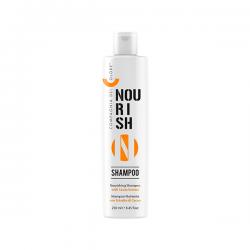 Maitinantis šampūnas su kakavos ekstraktu Compagnia del Colore Nourishing Shampoo