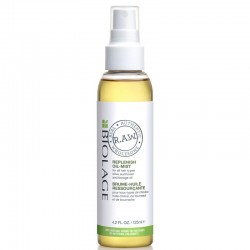 Atkuriamoji aliejaus dulksna Biolage Raw Replenish Oil 125ml