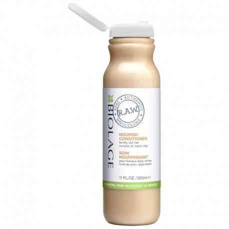 Maitinamasis plaukų kondicionierius Biolage Raw Nourish Conditioner 325ml