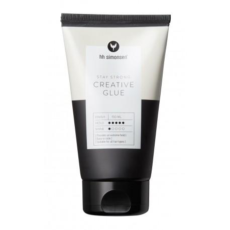 Plaukų formavimo klijai HH Simonsen Stay Strong Creative Glue 150ml