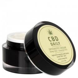 Kasdieninis intensyvus kremas CBD DAILY Intensive Cream with essential oil 47g