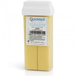 Vaškas kasetėje su citrinomis Quickepil 100ml