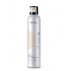 Sausas šampūnas - putos Indola Texture Dry Shampoo Foam
