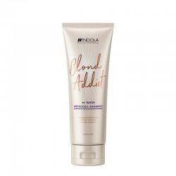 Šalto tono šampūnas Indola Blond Addict InstaCool Shampoo 250ml