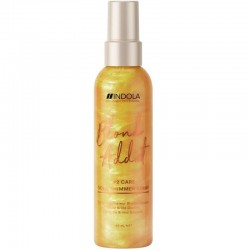 Auksinio blizgesio purškiklis Indola Blond Addict Gold Shimmer Spray 150ml