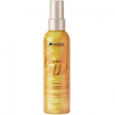 Auksinio blizgesio purškiklis Indola Blond Addict Gold Summer Spray 150ml