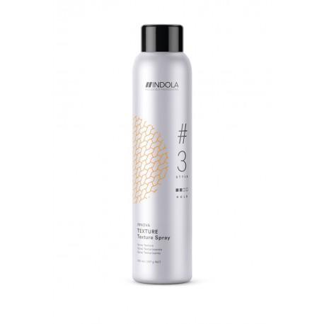 Tekstūrinis plaukų lakas Indola Texture Texture Spray