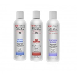 Spalvos atgaivinimo šampūnas CHI Color Illuminate 355ml