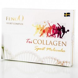 Geriamas derinys FenoQ Tricollagen Sport Molecules 14vnt po 25ml