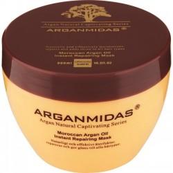 Kaukė ypač pažeistiems plaukams Arganmidas Moroccan Argan Oil Repairing 300ml