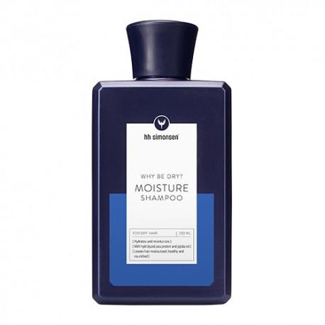 Plaukus drėkinantis šampūnas HH Simonsen Moisture Shampoo 250ml