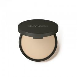 Odą skaistinantis kompaktinis maskuoklis su vitaminu C Skeyndor Protective Compact Make-up