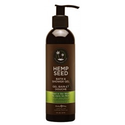 Kūno prausiklis Hemp Seed Naked int the Woods