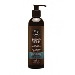 Kūno prausiklis Hemp Seed Bath & Shower gel Morrocan Nights 237ml