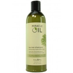 Šampūnas Hemp Seed Miracle Oil 473ml