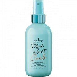 Garbanotus plaukus puoselėjantis aliejinis pienelis Schwarzkopf Mad About Curls Quencher Oil milk 200ml