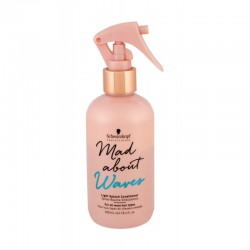 Lengvas purškiamas kondicionierius banguoties plaukams Schwarzkopf Mad About Waves Light Splash Conditioner 250ml