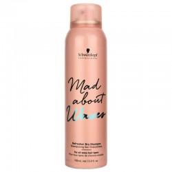 Sausas šampūnas Schwarzkopf Mad About Waves Refresher Dry shampoo 150ml