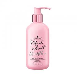 Šampūnas ilgiems plaukams Schwarzkopf Mad About Lenghts Shampoo 300ml