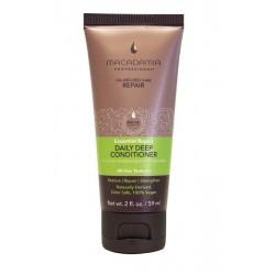 Kasdienis atstatomasis plaukų kondicionierius Macadamia Daily Deep Conditioner