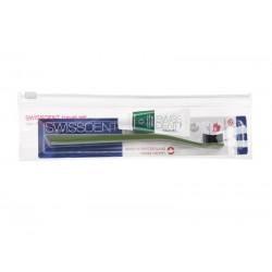 Kelioninis dantų priežiūros rinkinys Swissdent Small Travel Set Biocare (dantų šepetėlis + dantų pasta 10ml)