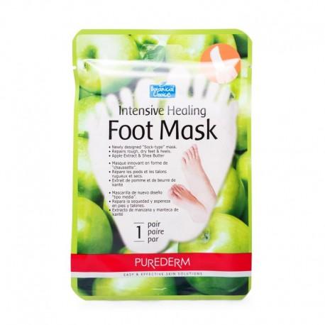 Gydanti kojų kaukė - kojinės Purederm Intensive Healing 1 pora