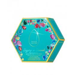 Riboto leidimo makiažo kempinėlių rinkinys BeautyBlender Drippin In Diamonds