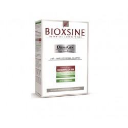 Šampūnas nuo plaukų slinkimo ir nuo pleiskanų Bioxsine Dermagen 300ml