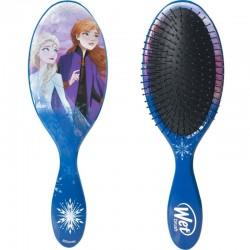 Ovalus plaukų šepetys WetBrush Original Detangler Disney Frozen ELSA and ANNA
