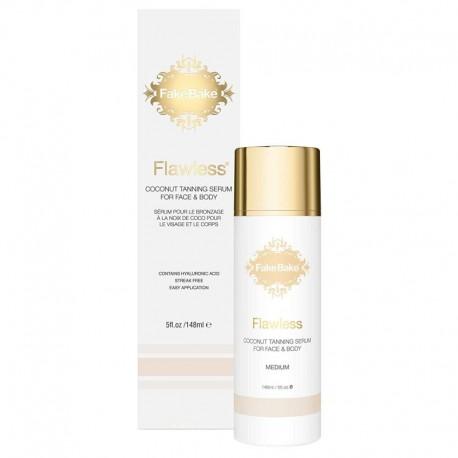 Savaiminio įdegio serumas veidui ir kūnui Fake Bake Coconut Tanning serum for face and body 148ml