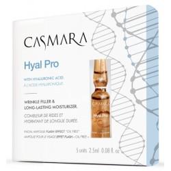 Ampulės stangrinančios veido odą Casmara Hyal Pro Ampoule 2.5 ml, 5 vnt