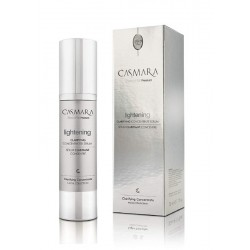 Koncentruotas veido odą šviesinantis serumas Casmara Lightening Clarifying Concentrated Serum 50 ml