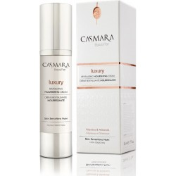 Prabangus, maitinamasis veido kremas Casmara Luxury Revitalizing Nourishing Cream 50 ml
