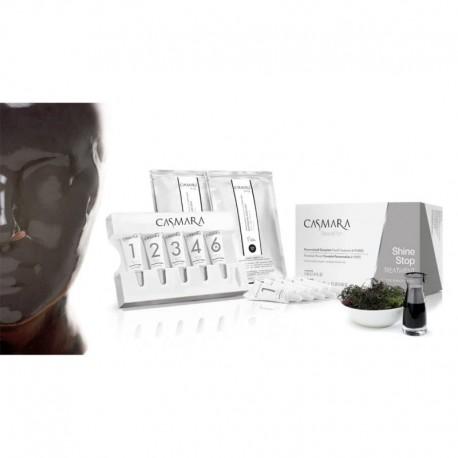Valanti procedūra veidui Casmara Shinestop Dermopurifying Treatment Sebum Regulator,  2 kartams
