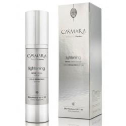 Veido odą atkuriantis ir šviesinantis kremas Casmara Lightening Repair Cream, SPF 50, 50 ml