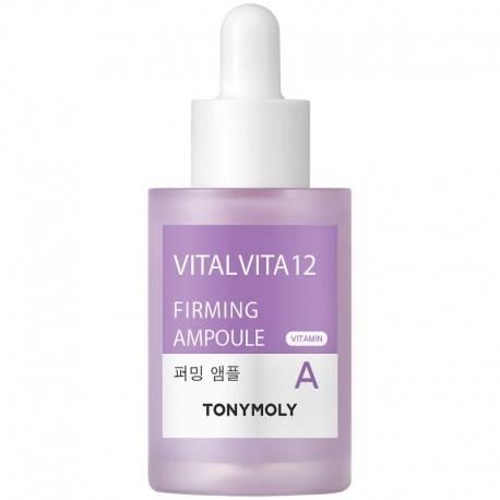 Stangrinamasis koncentratas veido odai Tonymoly Vital Vita 12 Firming Ampoule 30ml