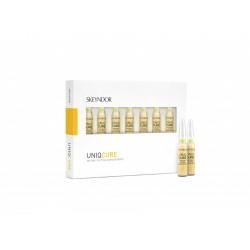 Veido odą stangrinantis koncentratas Skeyndor (7x2ml)