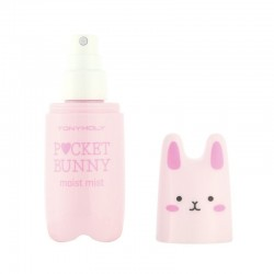 Purškiama atgaivinanti veido dulksna Tonymoly Pocket Bunny Moist Mist 60ml