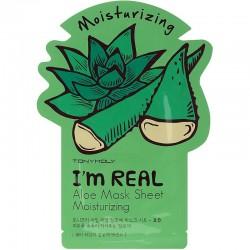 Alijošiaus lakštinė kaukė Tonymoly I Am Aloe Mask Sheet 1vnt