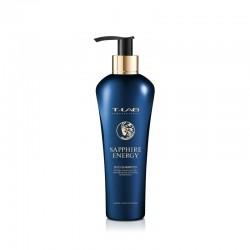 Šampūnas plaukų stiprinimui ir anti-senėjimo poveikio mažinimui T-LAB Professional Sapphire Energy DUO Shampoo