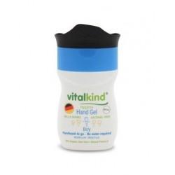 Antibakterinis rankų gelis berniukams Vitalkind 40ml