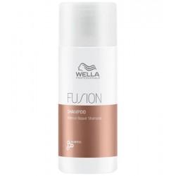 Intensyviai plaukus atkuriantis šampūnas Wella Fusion Shampoo