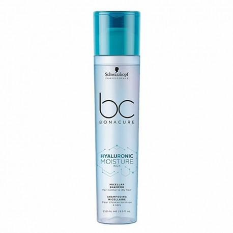 Drėkinantis šampūnas plaukams Schwarzkopf Professional Moisture Kick Shampoo