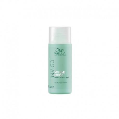 Apimties suteikiantis šampūnas Wella Volume Boost Bodifying Shampoo